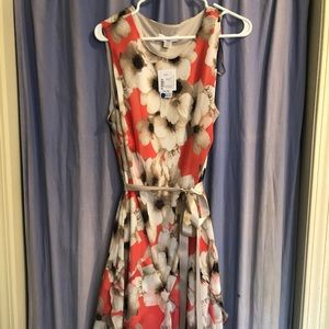 NWT Christopher & Banks super-cute tank dress